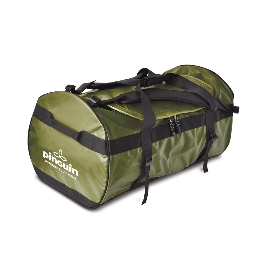 Pinguin DUFFLE BAG 100 green