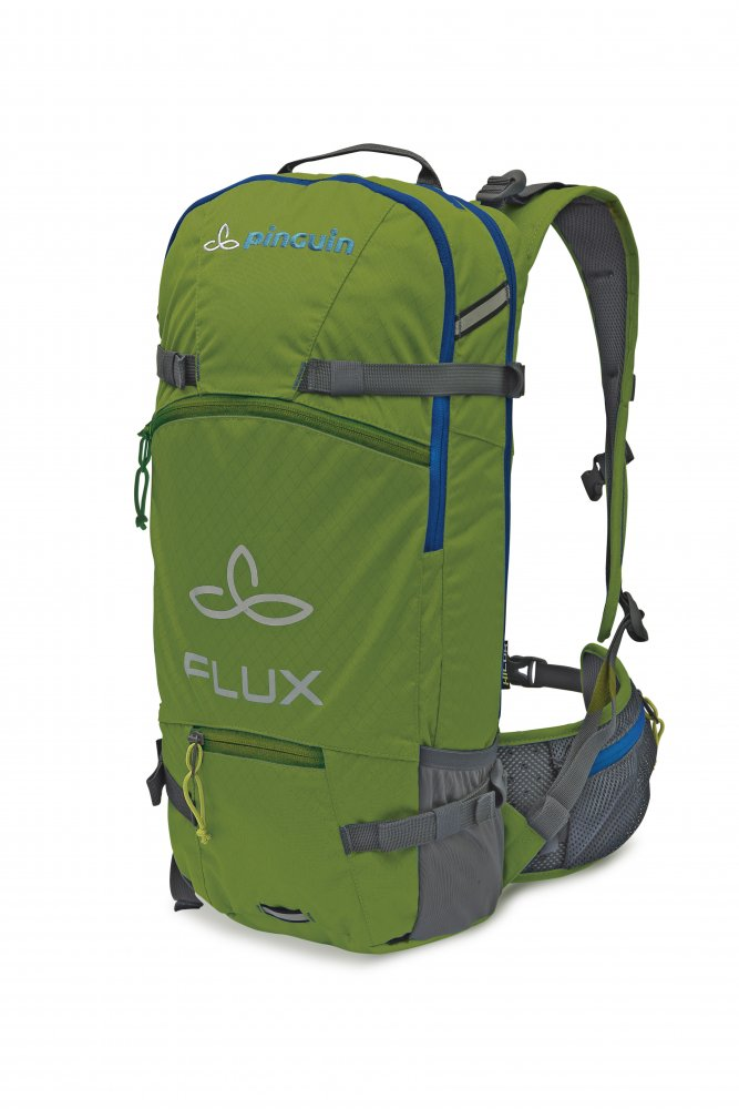 Batoh Pinguin Flux 15 green