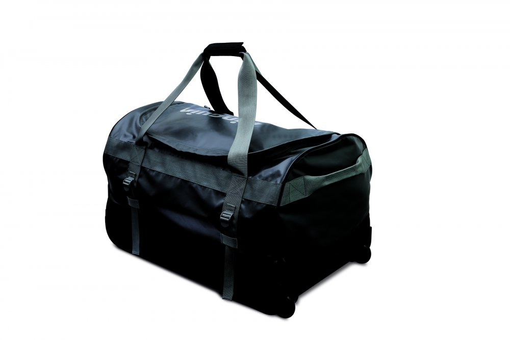 Pinguin Roller duffle bag 70 black