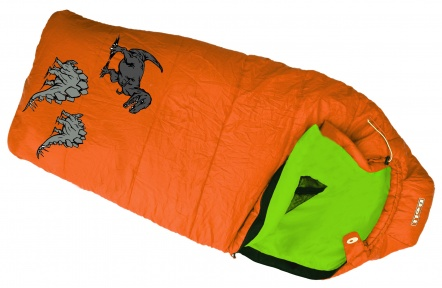 Boll Patrol Lite Orange/Lime