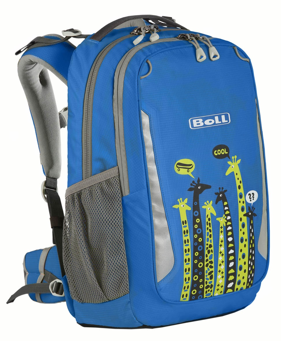 Batoh Boll School Mate 18 Giraffe  dutchblue