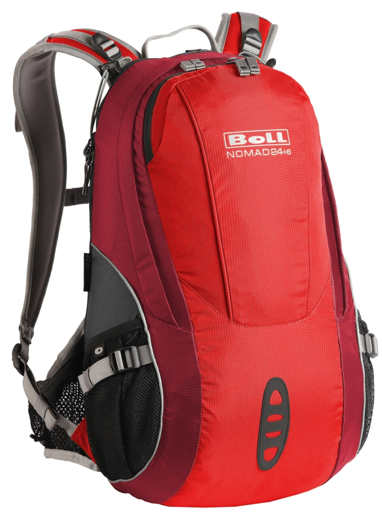 Boll Nomad 24+6  chilli/cranberry
