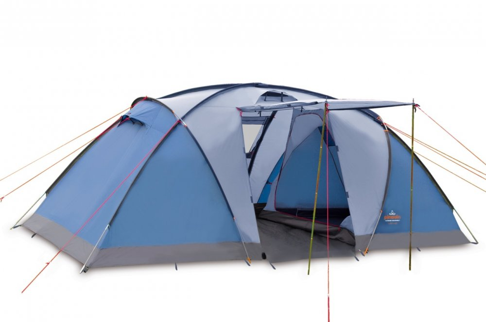 Pinguin Base Camp blue
