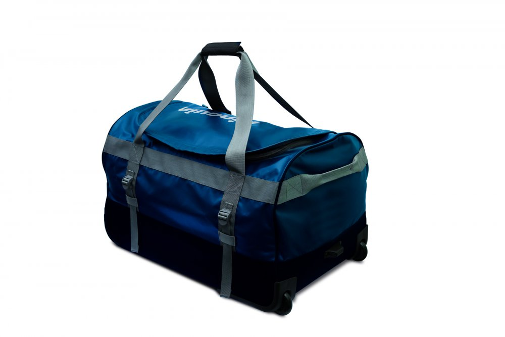 Pinguin Roller duffle bag 140 blue