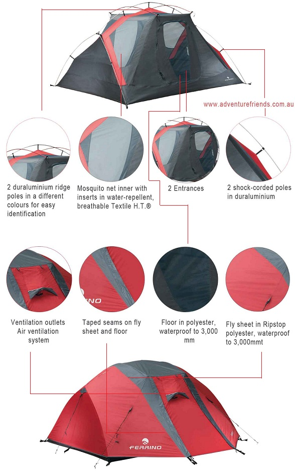 Alps Mountaineering Chaos 3 Backpacker  sc 1 st  Best Tent 2018 & Alps Chaos 3 Tent - Best Tent 2018